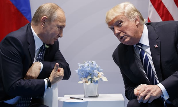 Putin Insists to Cooperate With Trump in South Syria for 'Israel's Benefit'