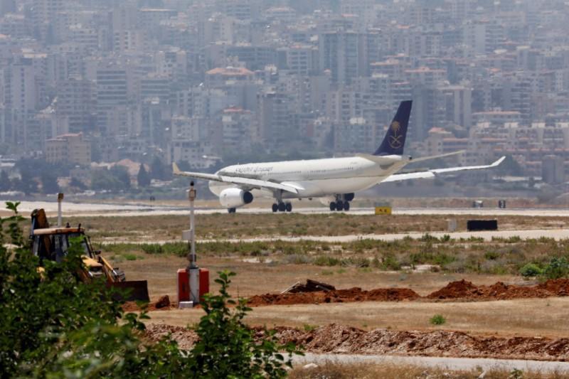 Saudia Requests to Enter Qatari Skies to Transport Pilgrims