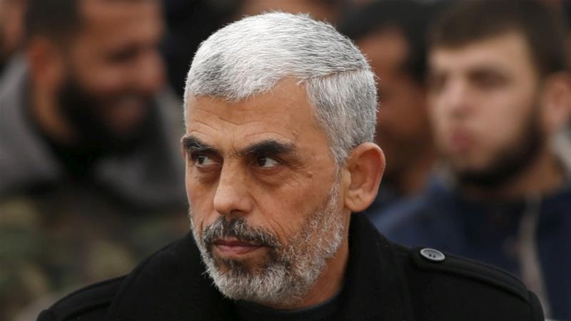Sinwar: Iran is Hamas' Largest Backer Financially, Militarily