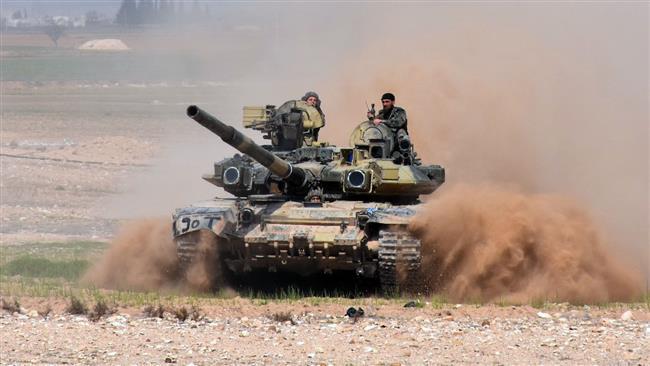 Regime Forces Delve in ISIS Enclaves in Badia