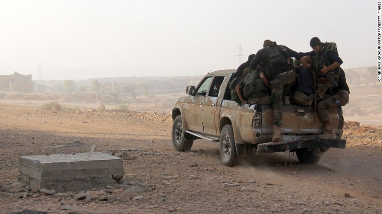 Syria: Regime Forces Advance Towards Al-Tanf Base