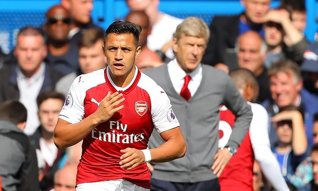Arsène Wenger Denies Making Example of Alexis Sánchez after Failed Move