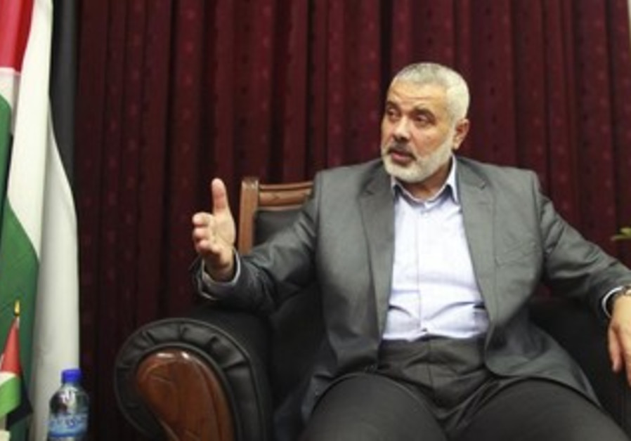Cairo Tries to Bridge Gap between PA, Hamas