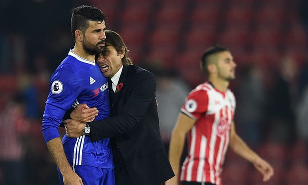 There is Irony in Diego Costa's Deal with Atlético