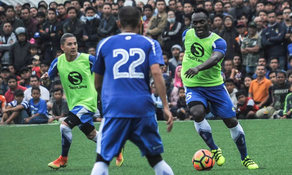 From Essien to Cole: the Story of Five Former Premier League Players in Indonesia