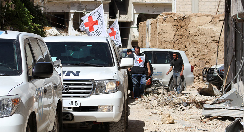 Kidnapped Red Cross Staff Released in Afghanistan