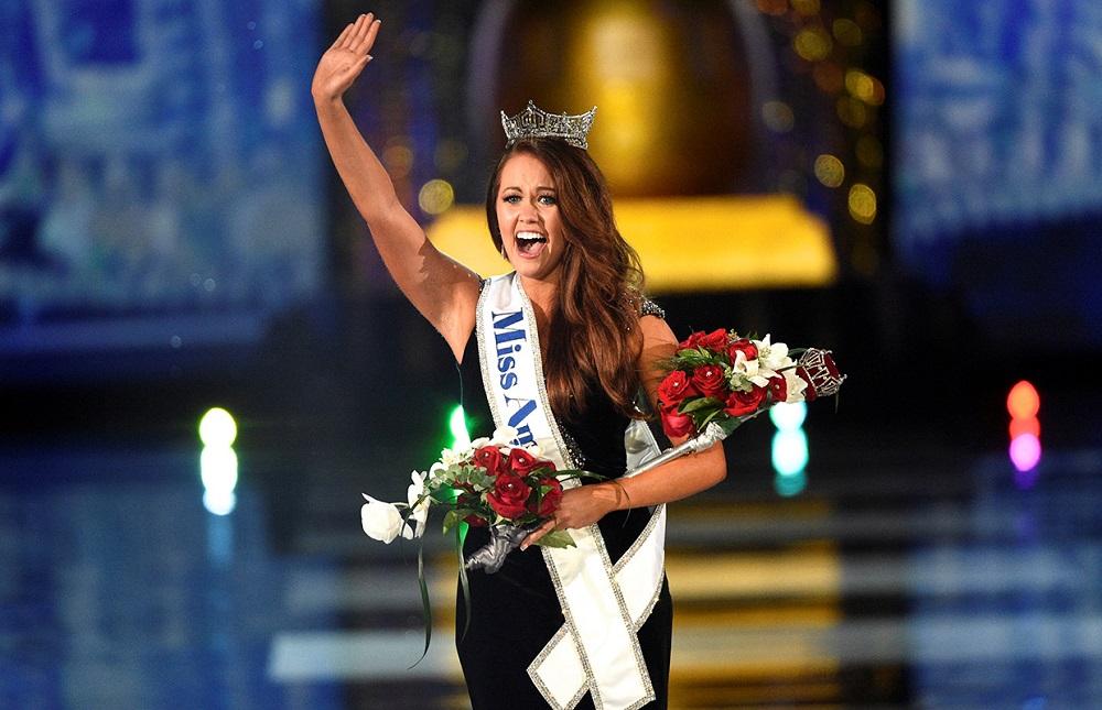 Ivy League Graduate, Dance Champion Crowned Miss USA