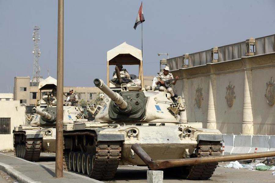 Egypt Thwarts Terror Attack on Security Post in Sinai