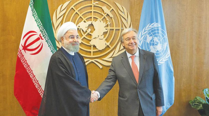 Fate of Iran Nuclear Agreement Dominates New York UN Meetings