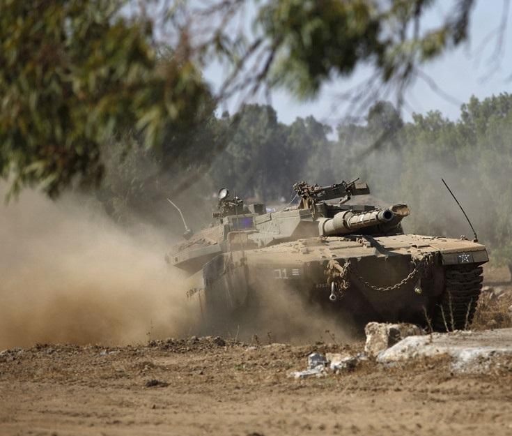 Israeli Maneuvers Simulate War against Hezbollah