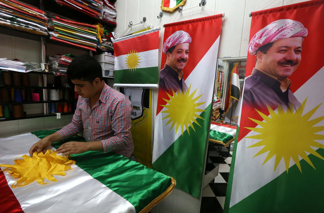 US Places Kurds In Front of 3 Choices