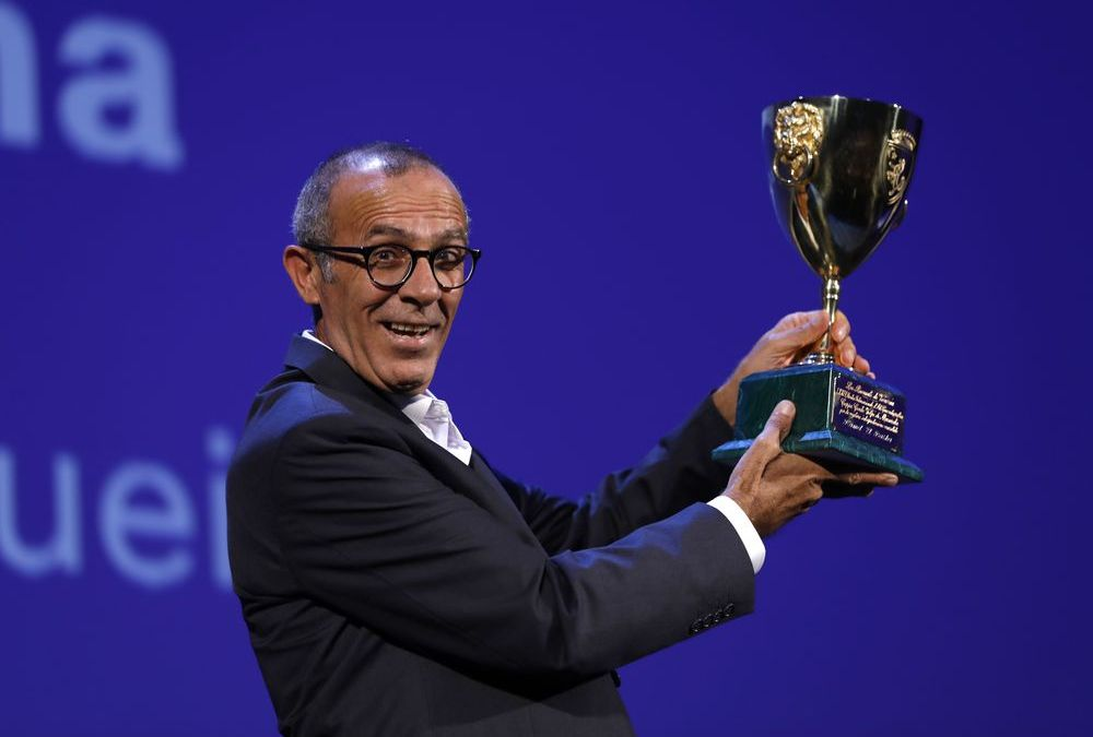 Palestinian Kamel al-Basha Wins Top Acting Prize at Venice Film Festival