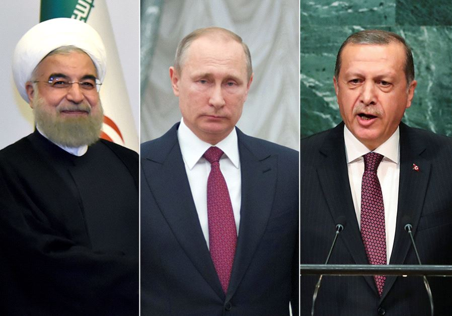 Turkish-Iranian Deal under Russian Auspices: Idlib in Exchange for South Damascus