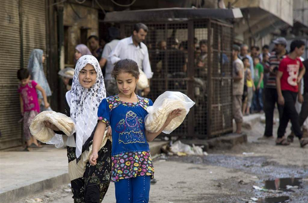 Friends of Syria: No Reconstruction Before Political Solution