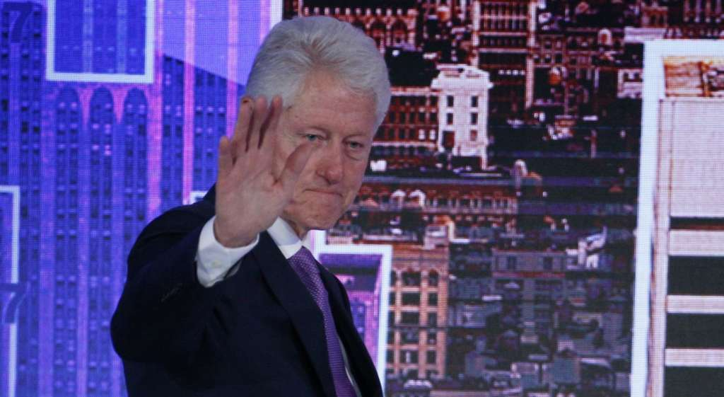 Bill Clinton's Novel to Become a TV Series