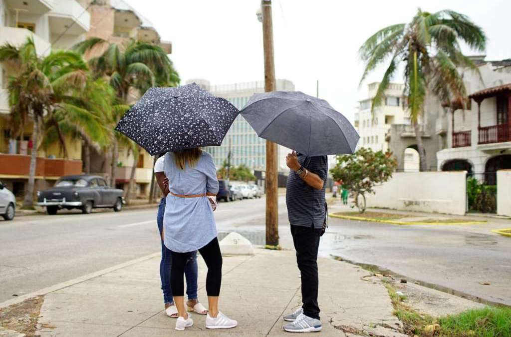 Cubans are Angry, Can't Seek Visas in US