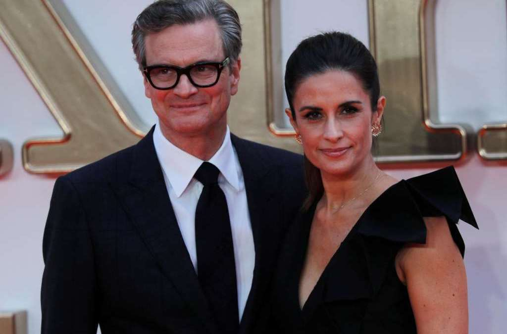 British Actor Colin Firth Receives Italian Citizenship