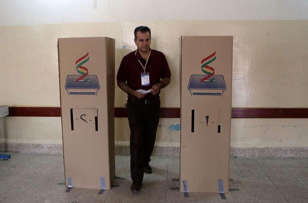 Iraq: Threat of 'Kirkuk Powder Keg' Grows