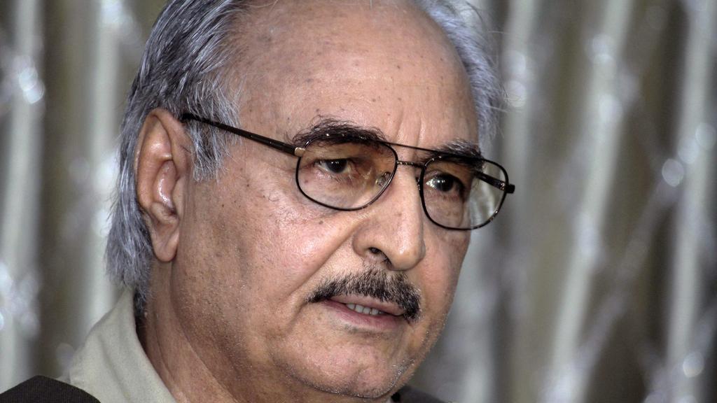 Haftar Holds Secret Meetings in Rome on Migration