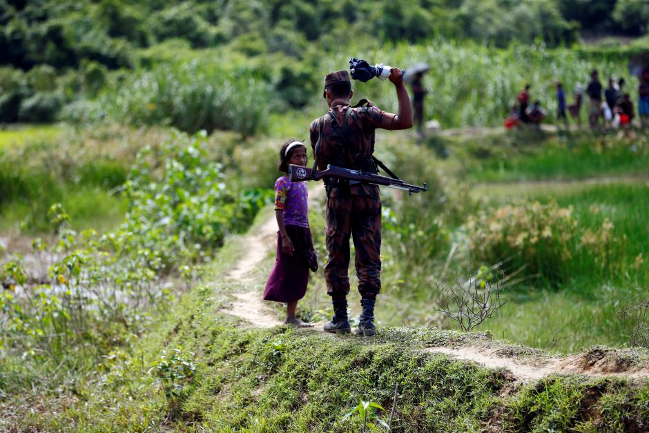 Myanmar Hints It May Not Take Back Rohingya