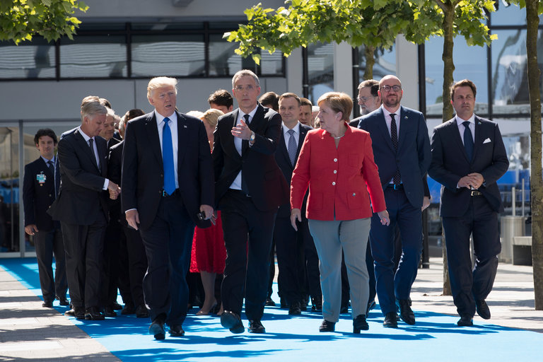 Washington Remains United Behind NATO