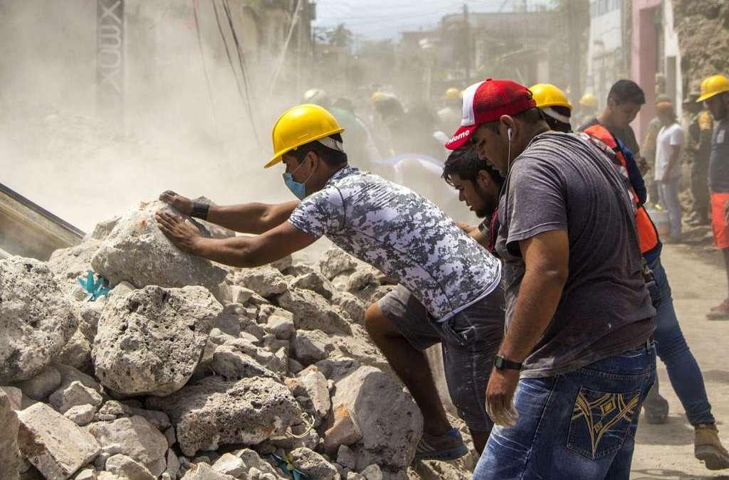 Search for Mexico Quake Survivors Winds Down