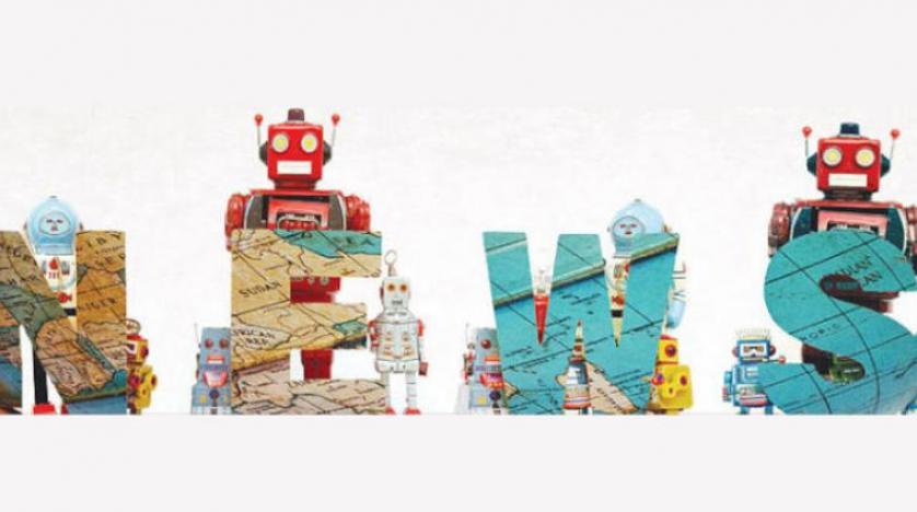 News-Writing Robots Make their Way into Editorial Bureaus