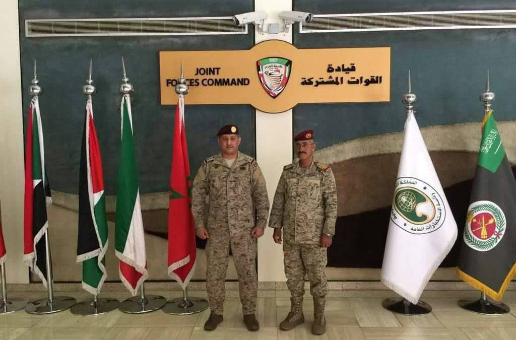 Arab Coalition Commander: Battle with Coupists Continues Until Goals Are Achieved