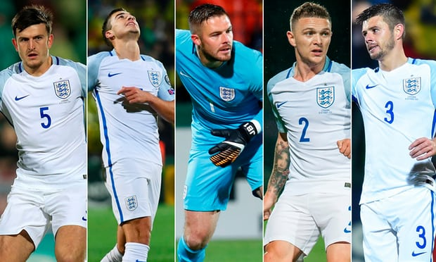 From Maguire to Winks: Which England Hopefuls might Make the Plane to Russia?