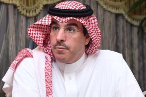 Saudi Minister of Culture and Information Dr. Awwad bin Saleh al-Awwad.