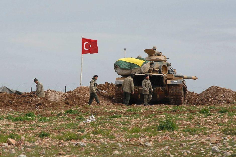 Erdogan Launches Idlib Offensive, Rebel Factions Prepare to Fight Nusra Front