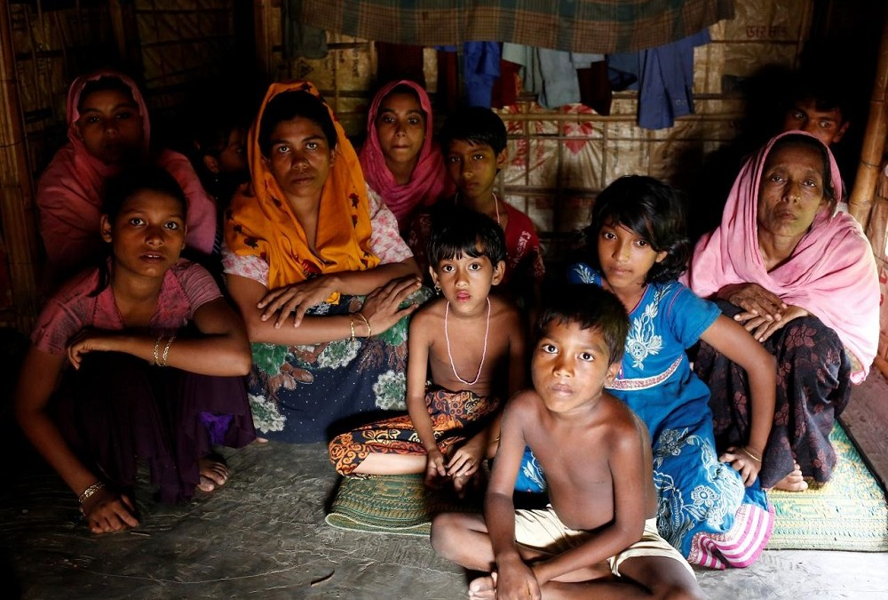 More than 10,000 Rohingya Flee to Bangladesh since Monday, Says UNHCR