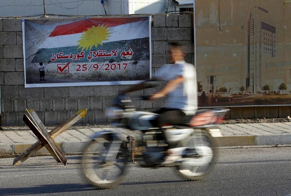 Erdogan Discusses with Macron Mediation Plan between Irbil, Baghdad