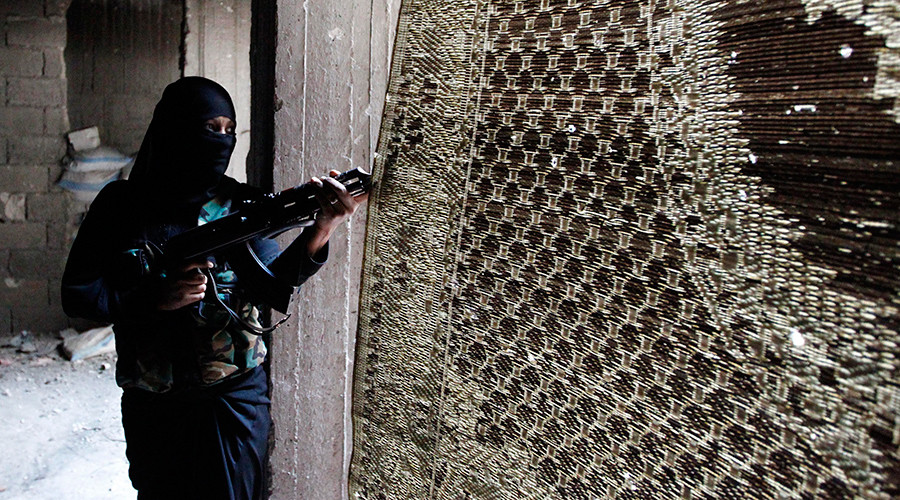 Women and Terrorism … A Gender Reading