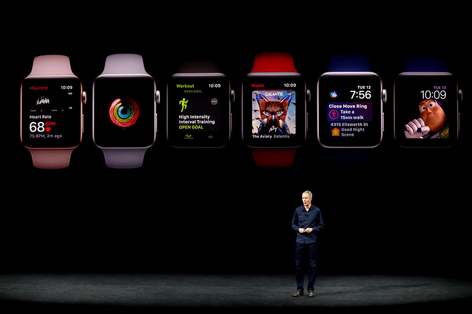 Apple Watch Series 3 Excels, Even if You Don't Need Cellular