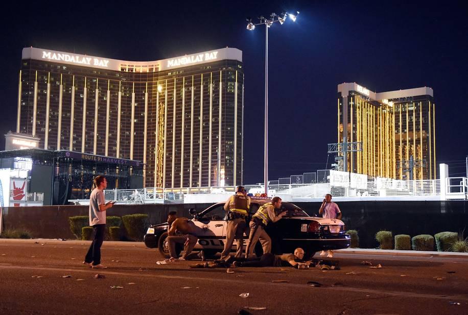 At Least 20 Killed in Shooting in Las Vegas
