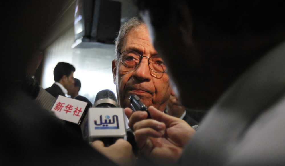 Amr Moussa Appointed Representative at African Union Panel of the Wise