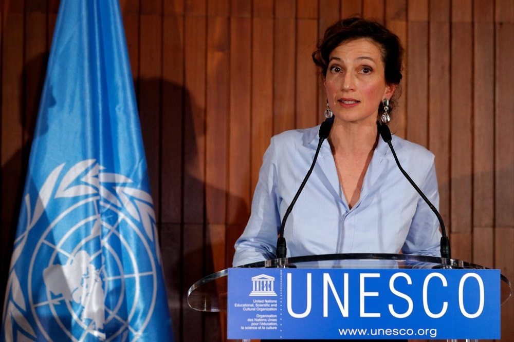 France's Azoulay Wins UNESCO Director General's Post