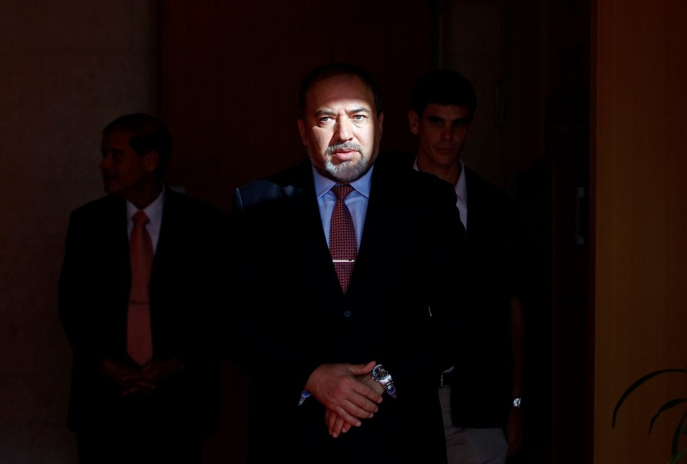 Israel's Lieberman: Next War Will Take Place on 3 Fronts