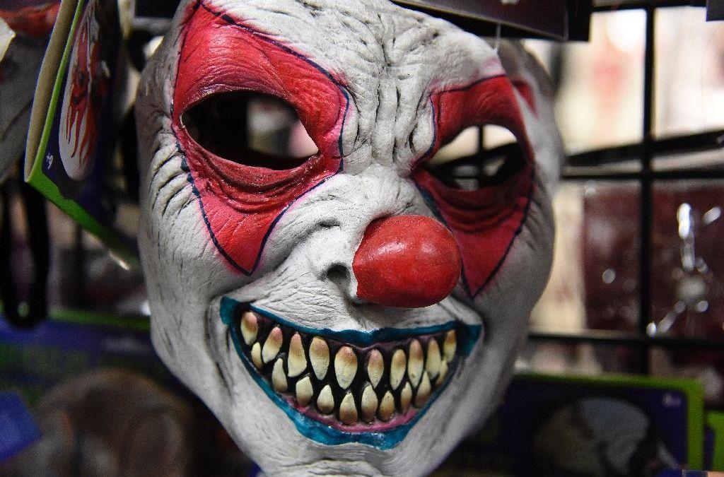 Masked Clowns Strike Fear in Israel