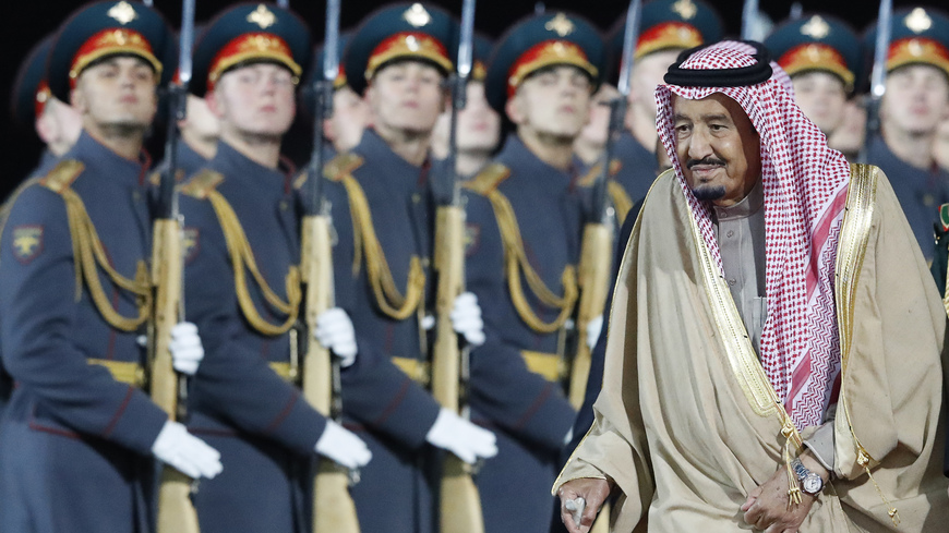 Moscow Welcomes Saudi King, Describes Visit As 'Most Important Event'