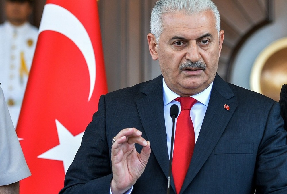 Turkish PM Urges Resolution to Visa Dispute with US
