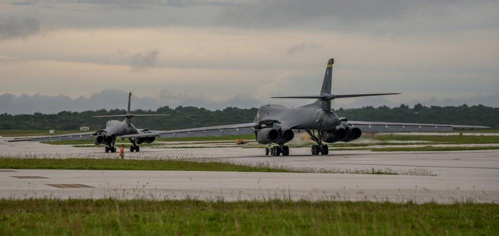 In Show of Force, US Flies Bombers over Korean Peninsula
