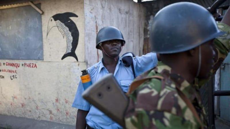 2 Killed in Shooting at Kenya University
