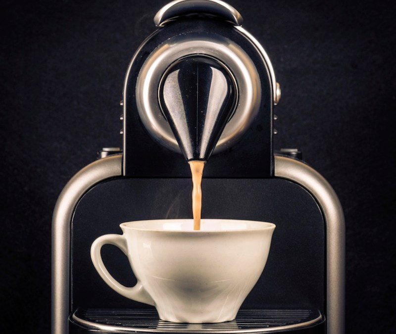 Coffee Machines Stock Germs, Say Scientists