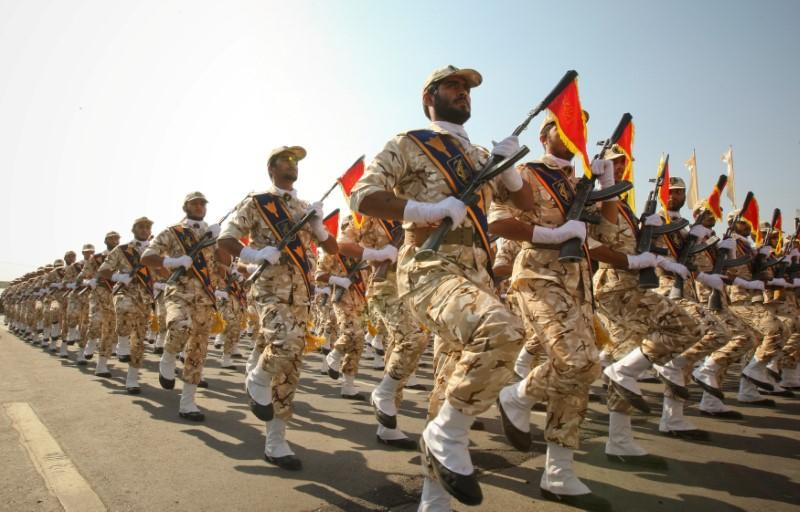 Tehran Warns Harsh Response against Blacklisting Revolutionary Guard