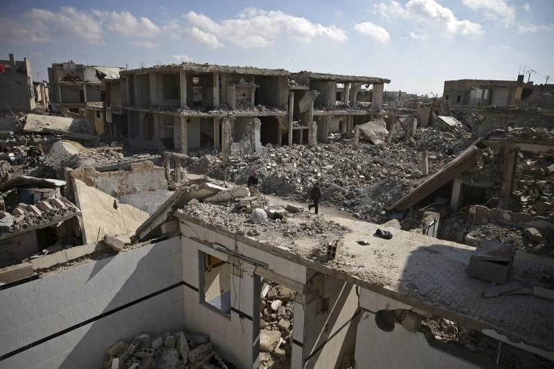 Syrian Observatory for Human Rights: At Least Two Blasts Hit Damascus
