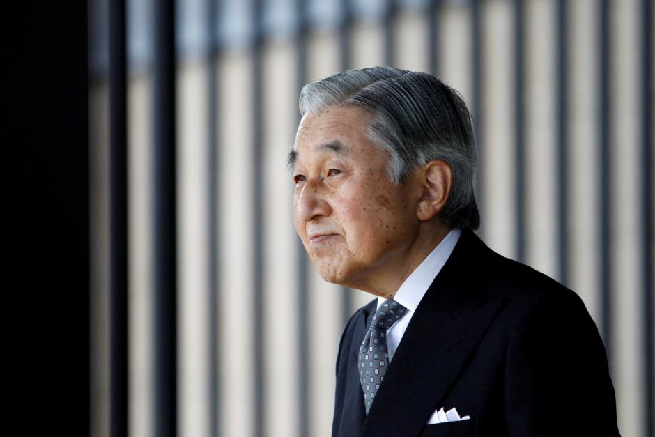 Report: Japan Emperor Abdication Set for March 2019