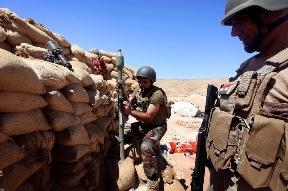 Baghdad Launches Kirkuk Operation amid Kurdish Reinforcement