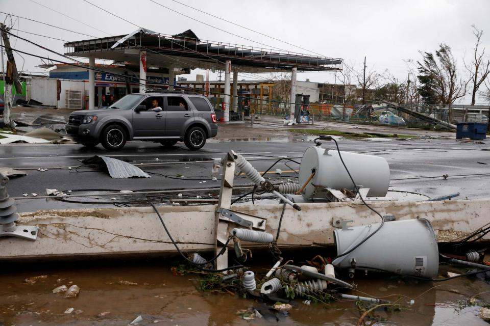 Trump Requests $4.9B to Ease Puerto Rico Fiscal Crisis